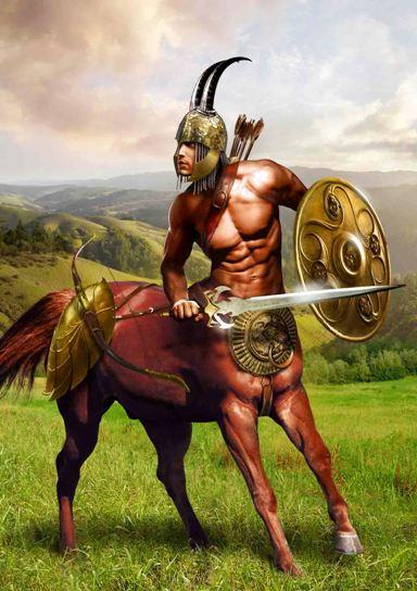Ficha de Lord Tobi Centaur-mithos-centauro