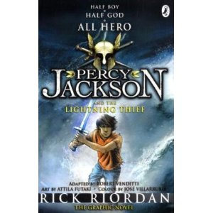 Centaur Comics: Percy Jackson Graphic Novel | Centaurica