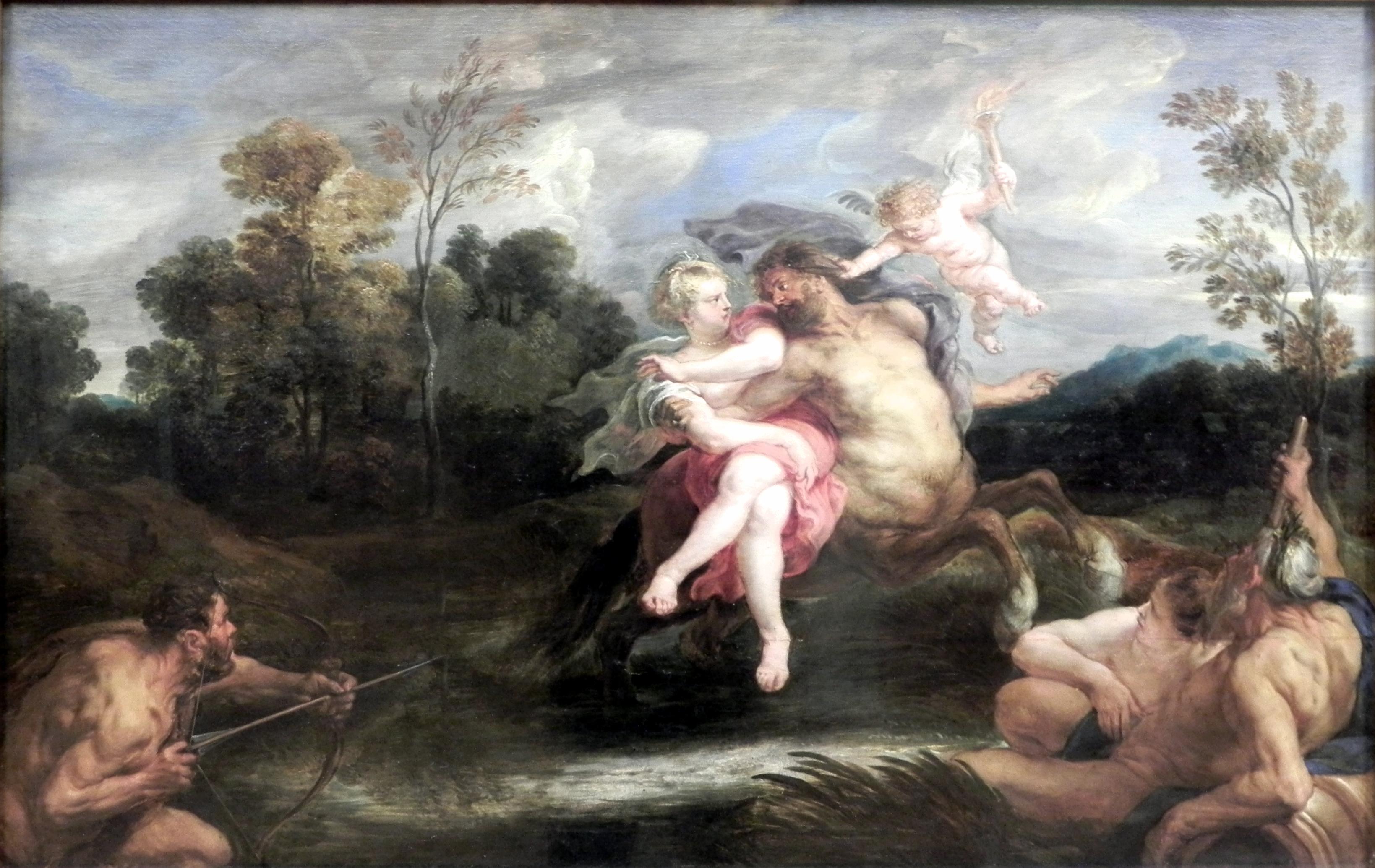 Erotic winged centaur pic 862