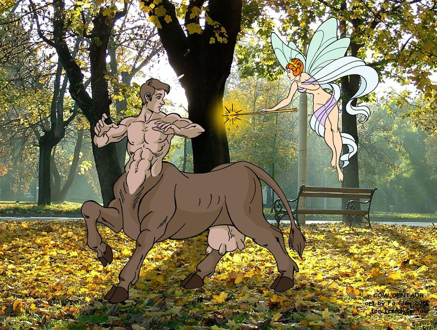 Male To Female Transformation Centaur ...