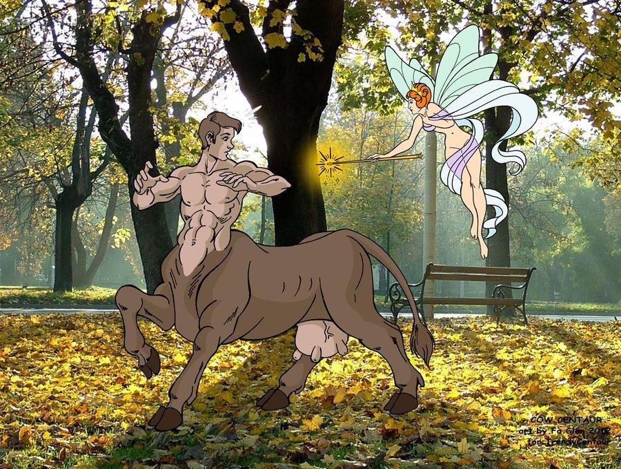 Male To Female Transformation Centaur ...