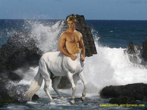 William Levy: Centauro Blanco