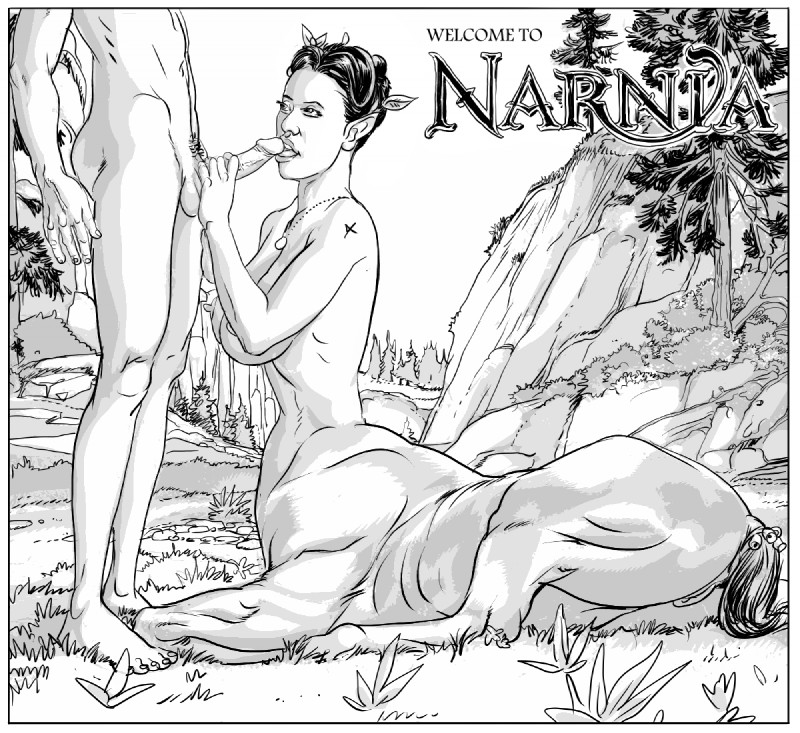 Narnia chronicles fuck of
