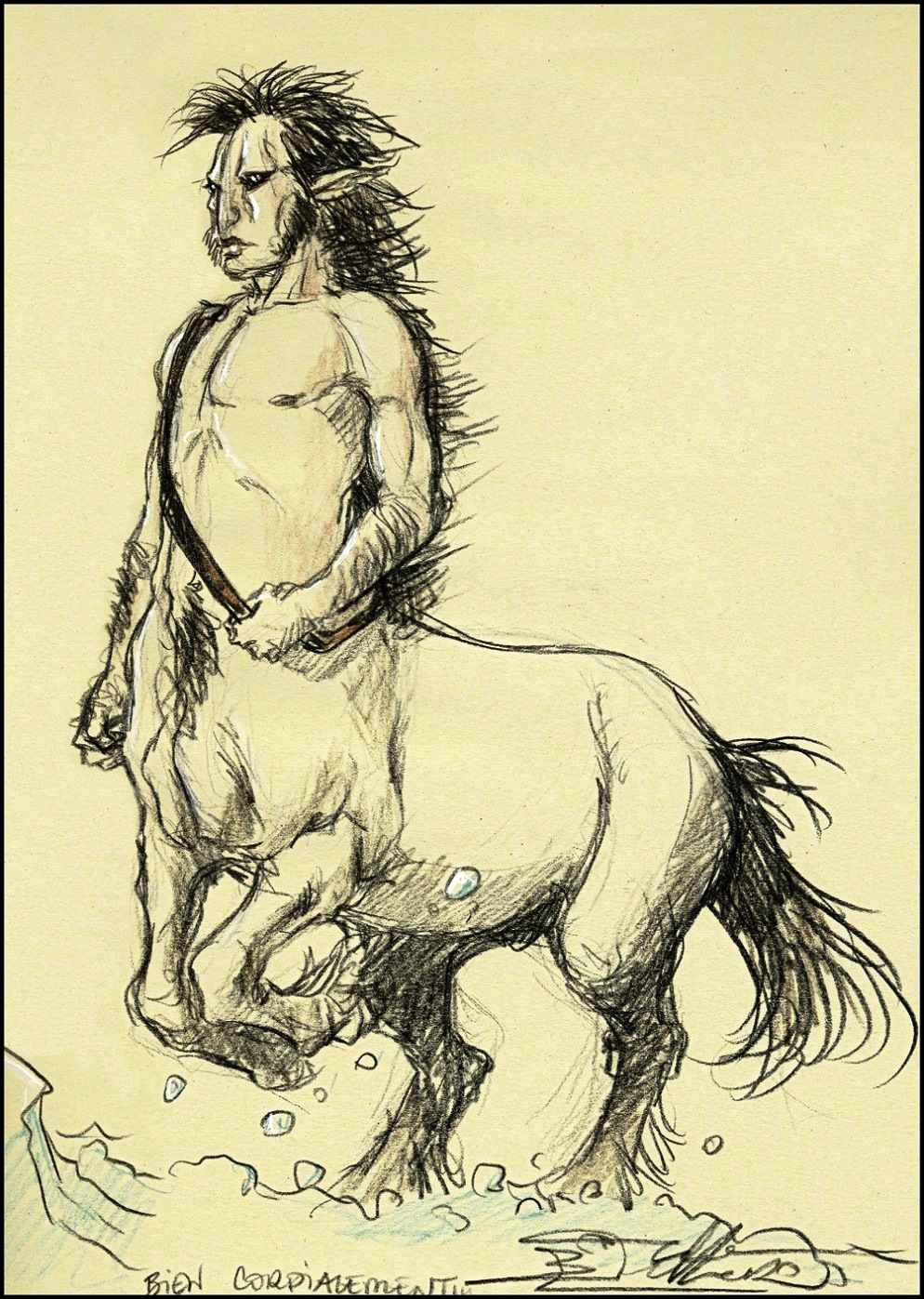 Gay centaur adult images