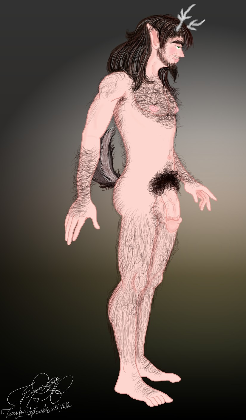 Sexe de la créature gay