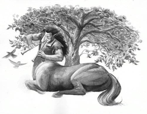 centaur_by_turnermohan-d61igf3