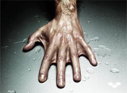 merman hand