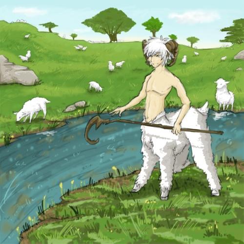 Ramtaur Shepherd by Aeru 1