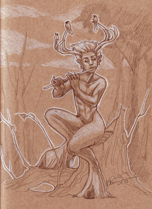 satyr tunes by silvertales