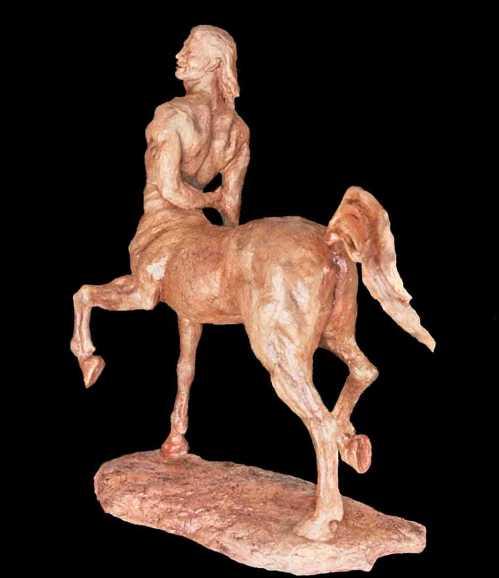 Prancing Centaur by Marilyn Rodriguez