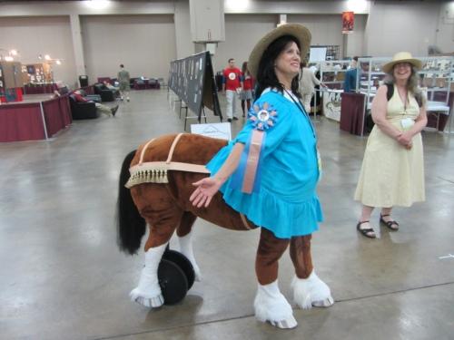 centaur cosplay 2