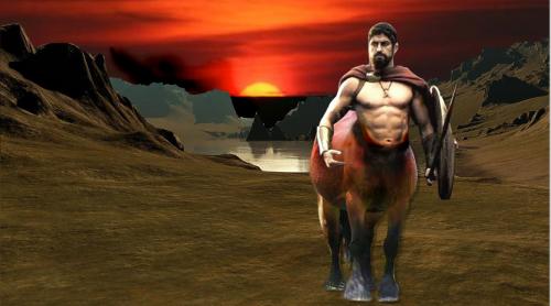 300 Spartan Taurriaur Gerard Butler