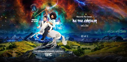 Be The Centaur!