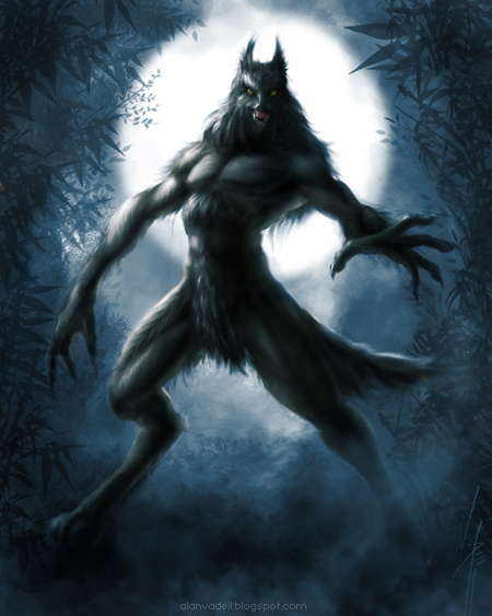 werewolf by alan vadell