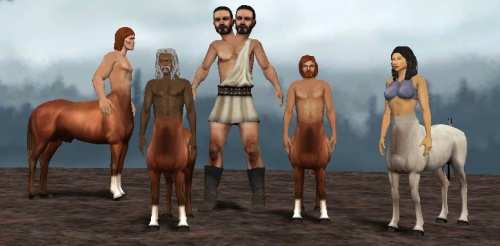 Centaurs by The Movies Game