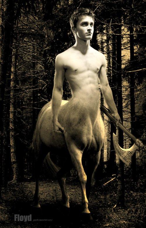 Daniel Centaur by Grey90