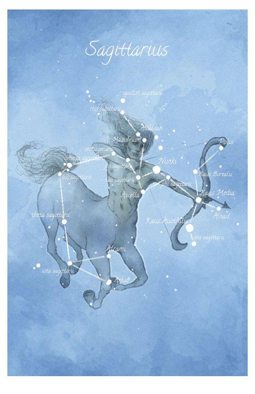 Centaur In The Stars