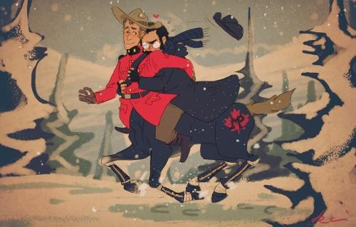 Royal Canadian Centaur by Kamidog