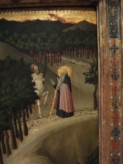 St Anthony meets a centaur