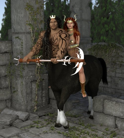 King of Centaurs by Great Bizarroz4
