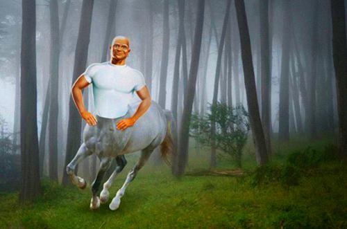 Mr Clean The Manhorse