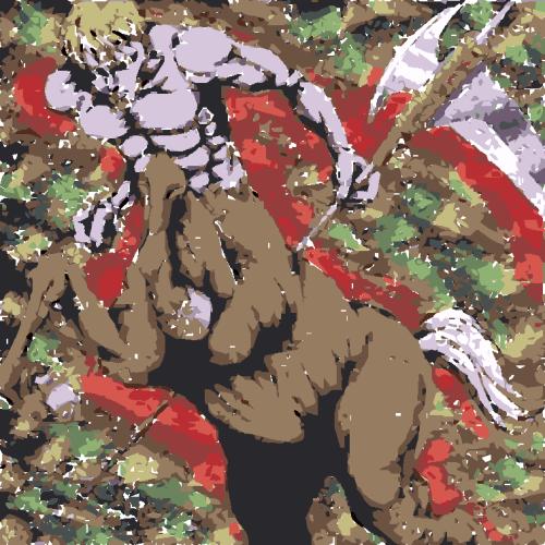 Mystic Horseman by Ample Deviant