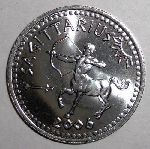 Sagittarius 10 Somaliland Schillings