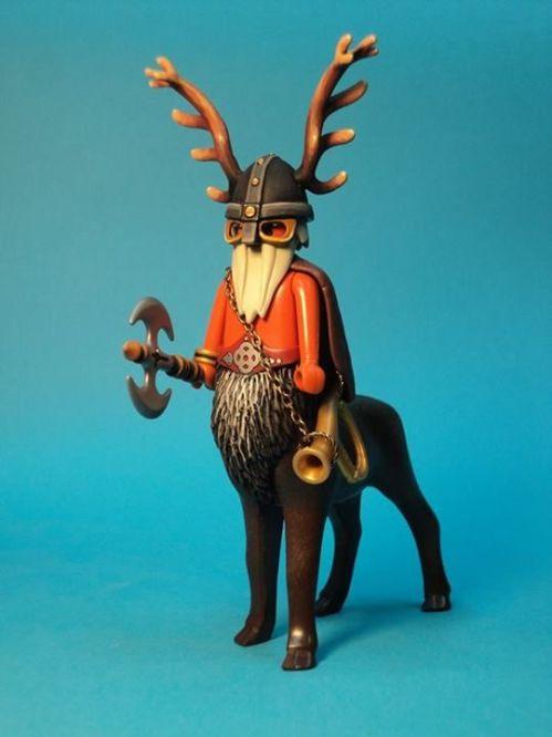 Playmobile Stagtaur