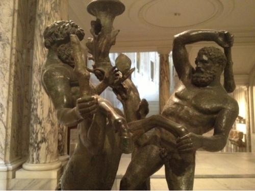 centaur antiquity from Ephesus Museum, Vienna, Austria