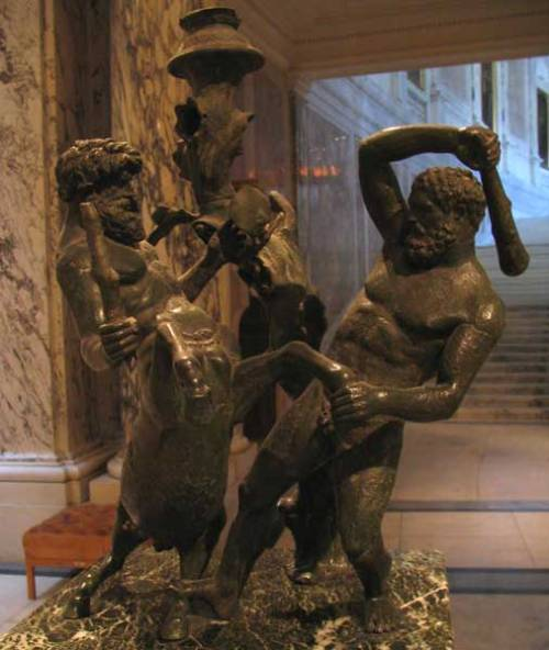 centaur antiquity photo by Phillip Harland