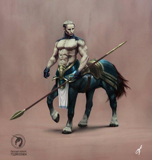 Centaur Thu 5 by Fetscher