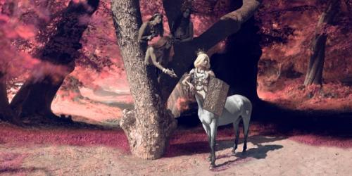 Centaur Fantasy by Alvin John Adriano 1