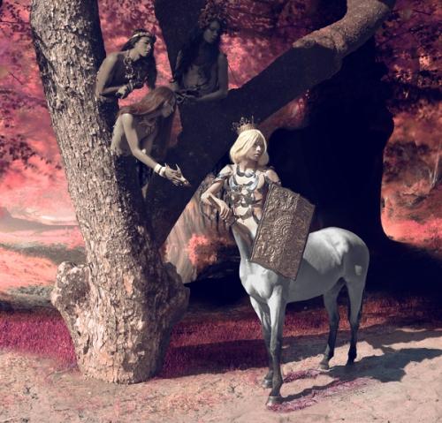 01 Centaur Fantasy by Alvin John Adriano 2