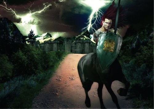Randy Ortontaur by Ezzany Farid