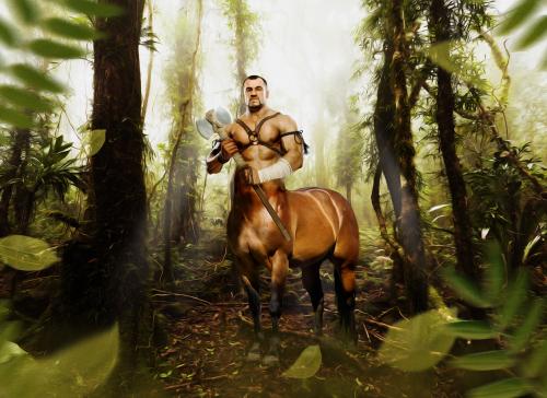 fantasy | Centaurica | Page 40