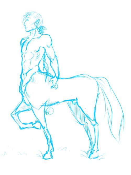 Centaur by NorskCRAZEH