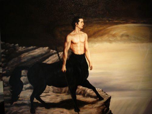 centaur canvas