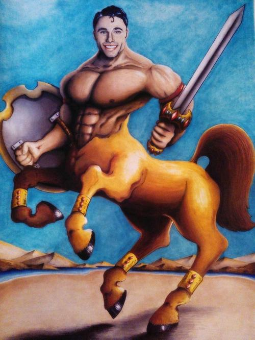 Centaur Ed by HihiGhost