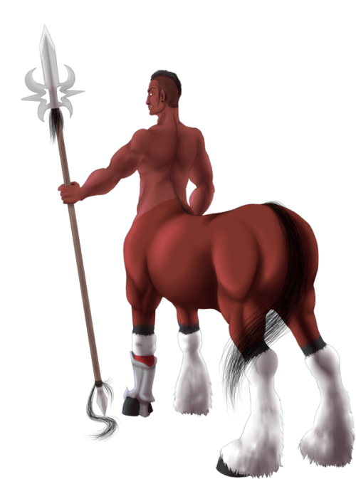 Centaur by Pandactyl