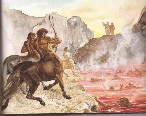 Dante Centauren
