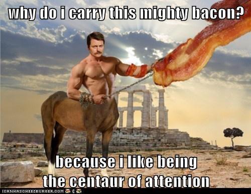 Centaur Bacon