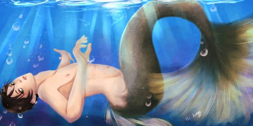 Under The Sea by The Kingyi