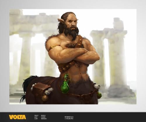 Cheiron for Grepolis game