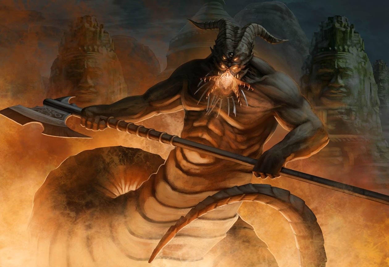 поздравление существа из мифов и легенд картинки промежуточное изображение