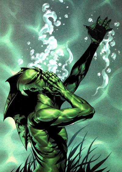 Inhumans Triton 3