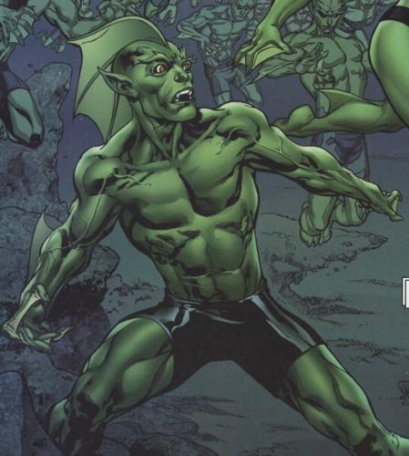 Inhumans Triton 4