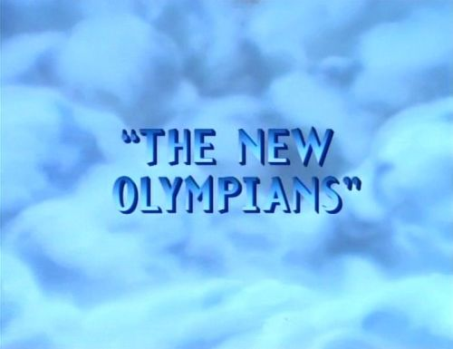 The New Olympians, Season 2: Ep 37, Gargoyles