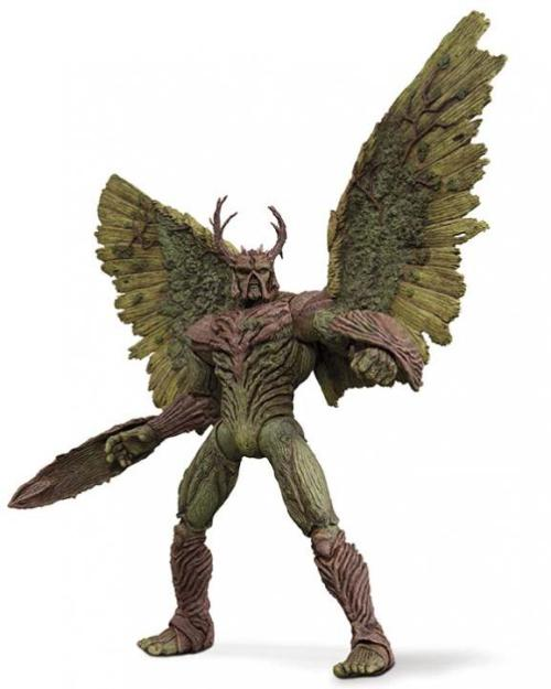 DC's Swamp Thing deluxe action figure