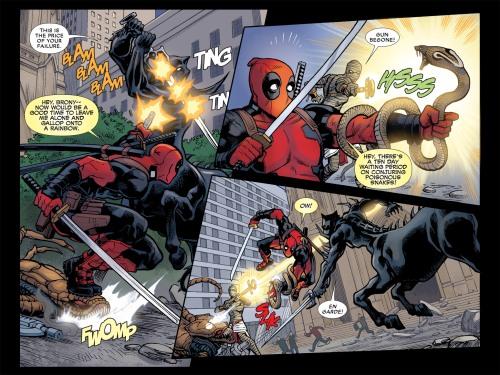 Deadpool The Gauntlet