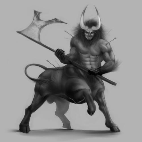 The Mad Bulltaur